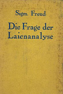 File:The Question of Lay Analysis, German edition-1-.jpg